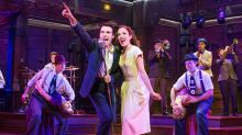 'Bandstand' Broadway Review: Dance, Soldiers, Dance! Singing Is Another Story