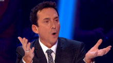Strictly's Bruno Tonioli gets a telling off from Tess