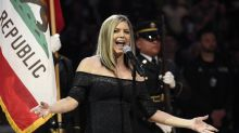 "Fergie Apologizes For NBA All-Star Game National Anthem That ""Didn't Strike The Intended Tone"""