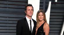 Justin Theroux breaks silence on 'heartbreaking' split from Jennifer Aniston