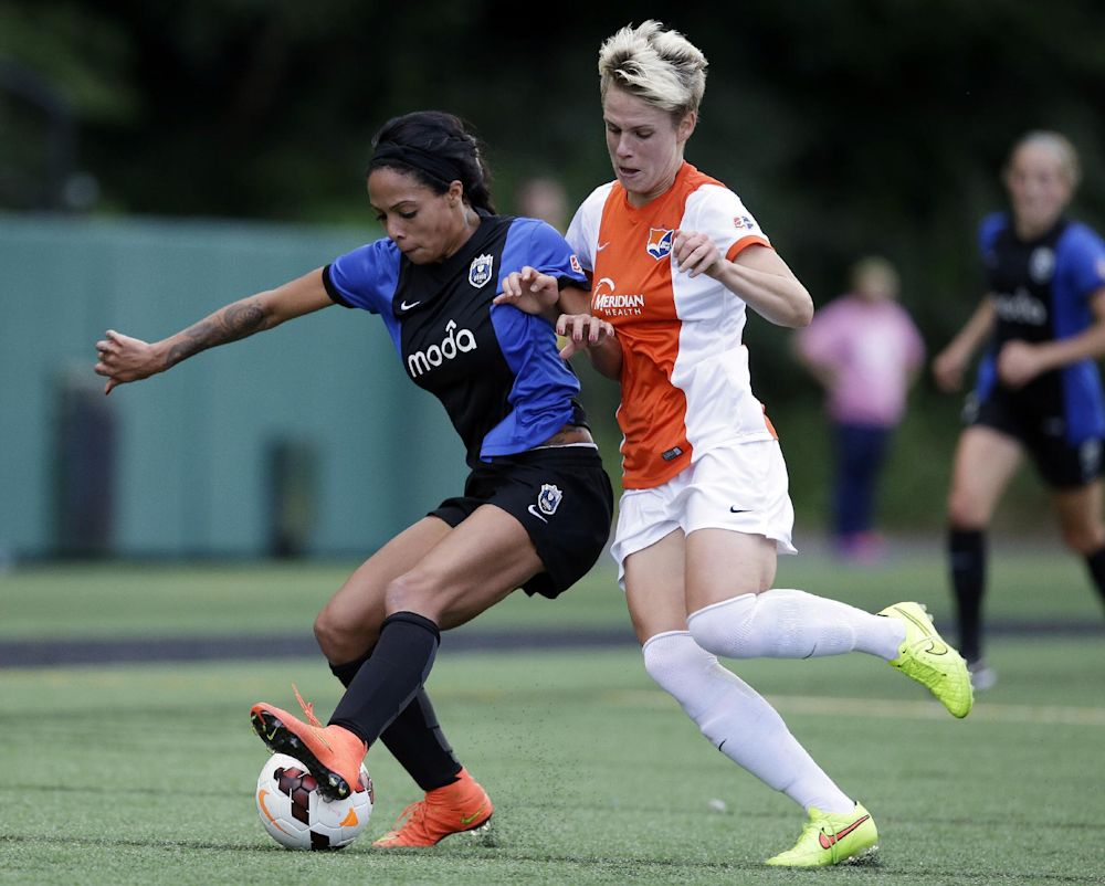 NWSL playoffs open busy time for women's soccer