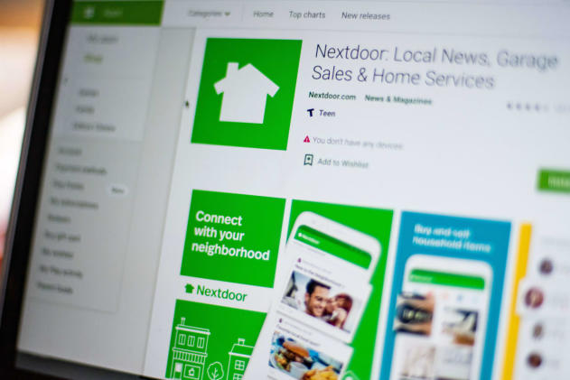 Nextdoor allows businesses to reach out about pandemic relief efforts