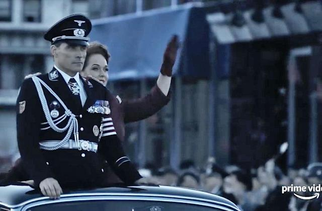 Amazon's 'Man in the High Castle' returns October 5th