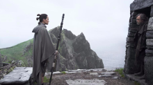 'Star Wars: The Last Jedi': The best new photos of Luke, Leia, Rey, Finn, Poe, and Kylo