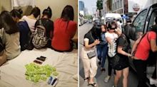 162 arrested in 23-day anti-vice operation