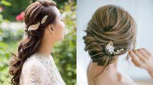 【香港新娘頭飾品牌推介】配襯頭紗的新娘頭飾租借還是度身訂造比較好?