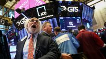 Global markets: stocks down on China exec arrest; oil slips on OPEC decision delay