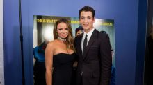 Miles Teller is engaged to Keleigh Sperry