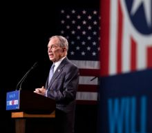 Mike Bloomberg takes 2nd place in new Democratic primary poll, qualifies for Wednesday's debate