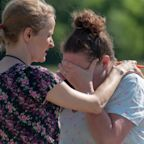 Wounded Indiana teacher 'ran towards bullets' as he stopped school shooter