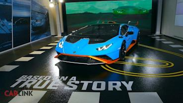 先訂車別管售價!Lamborghini Huracán STO臺灣開始接單