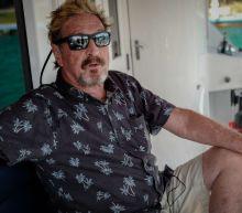Antivirus software pioneer John McAfee found dead in Spanish prison cell