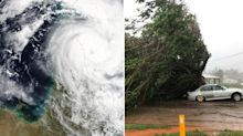 Mass evacuation in Northern Territory as Cyclone Trevor nears