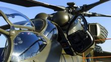 Lockheed Martin Wins $41M Deal to Support Apache Helicopter