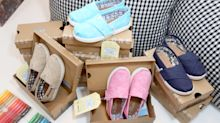 Toms founder talks corporate social responsibility