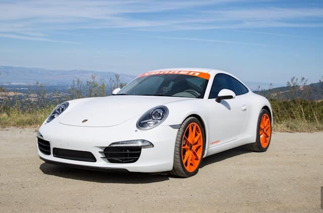 Vonnen's hybrid power makes this Porsche 911 even quicker