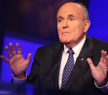 "Giuliani calls John Bolton a ""backstabber"" over Ukraine claims"