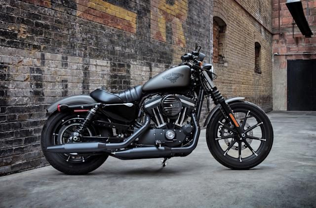Harleys sold in the US will still be built in the US