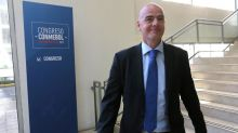 FIFA president Infantino: 2018 World Cup will host video assistant referee