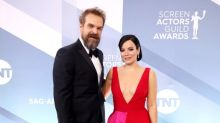 Lily Allen and David Harbour obtain marriage license - giving them a year to get hitched