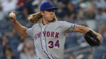 Syndergaard goes on DL with unusual illness