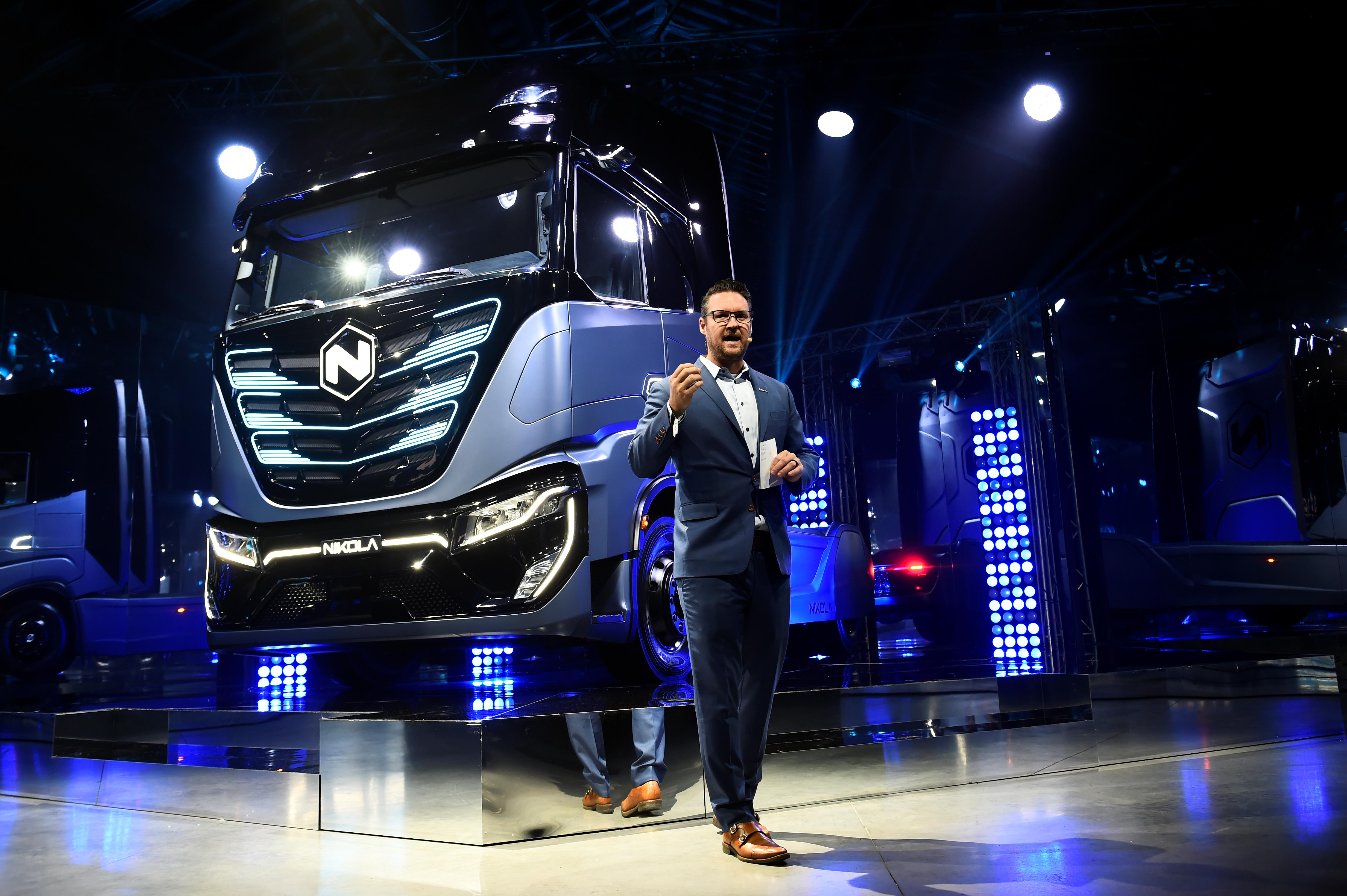 GM sticks by Nikola as the EV maker's stock plunges after founder Trevor Milton exits