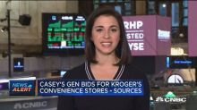 Casey's General bids for Kroger's convenience stores