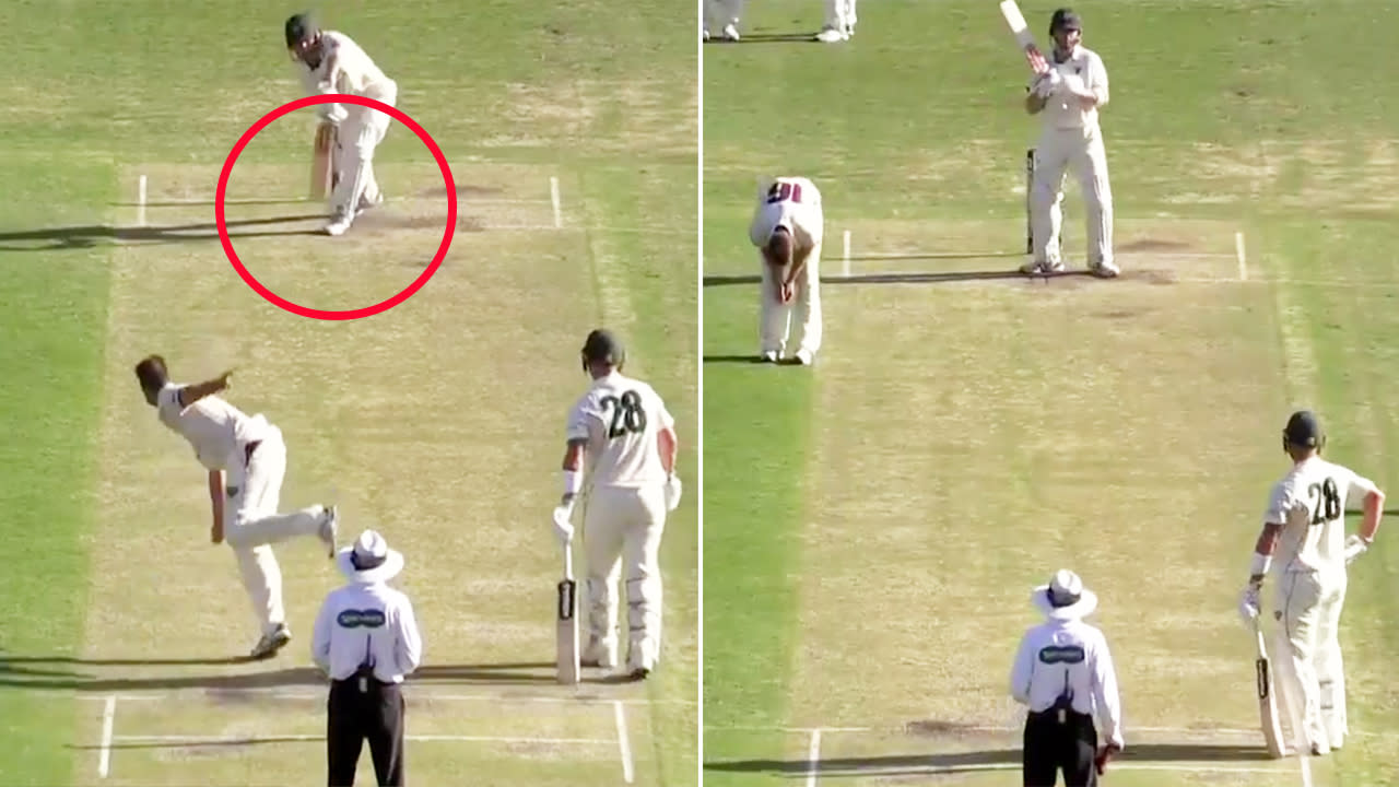 'There's no way': Fans in shock over 'unbelievable' Aussie cricket moment