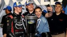 Kyle Busch learning and growing as a mentor, team owner and father