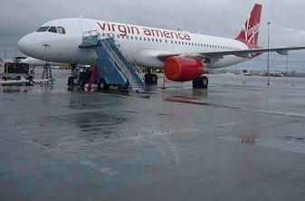 Virgin America cleared for take-off, CEO forced to resign
