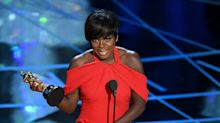 Fences' Viola Davis FINALLY wins an Oscar