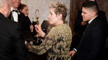 Oscar-Diebstahl: Trophäe von Frances McDormand gestohlen