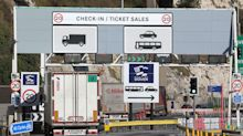 Lorry drivers could face 38 questions each time they cross Channel under no-deal Brexit - or face fines