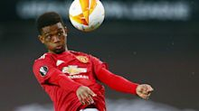 Solskjær says youngsters in contention as Manchester United fixtures pile up