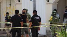 American tourist shot by jet ski-riding gunmen in Cancún