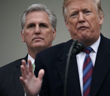 House Republican leader Kevin McCarthy comes out against a bipartisan commission to investigate the Jan. 6 Capitol riot