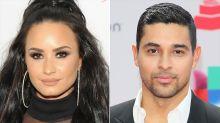 Demi Lovato's Ex Wilmer Valderrama Visits Her at the Hospital After Apparent Overdose