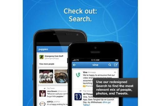 Twitter simplifies search for Android, iOS and mobile web users