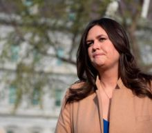 Sarah Sanders admitted to lying to reporters about Comey firing