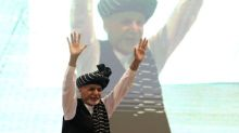 Afghan president sees his chance after collapse of U.S.-Taliban talks