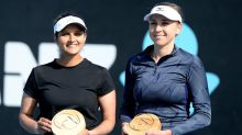 Hobart International: Sania Mirza lifts title in her first event after maternity break