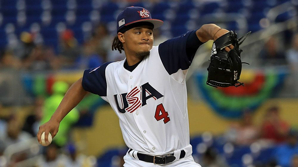 Spring training road trip: Rays' Chris Archer thrilled to represent 'what America's about'