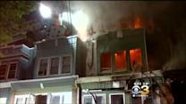 Crews Battle Third Fire In Past Few Days On Chester Street