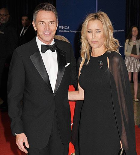 Tea Leoni Brings Costar Boyfriend Tim Daly As Her White House Correspondents Dinner Date Pic