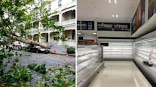 Coles forced into extreme measure after storm smashes stores