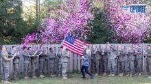 Navy Widow Learns She's Pregnant After Husband's Death and Honors Him with Special Gender Reveal