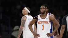 Jeff Hornacek singles out Emmanuel Mudiay's refusal to take a charge from Joel Embiid