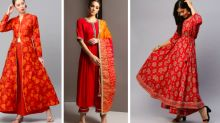8 Indian outfits to glam up at home during Karwa Chauth