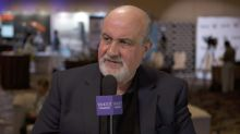 Taleb: People should not try to predict 'black swan' events