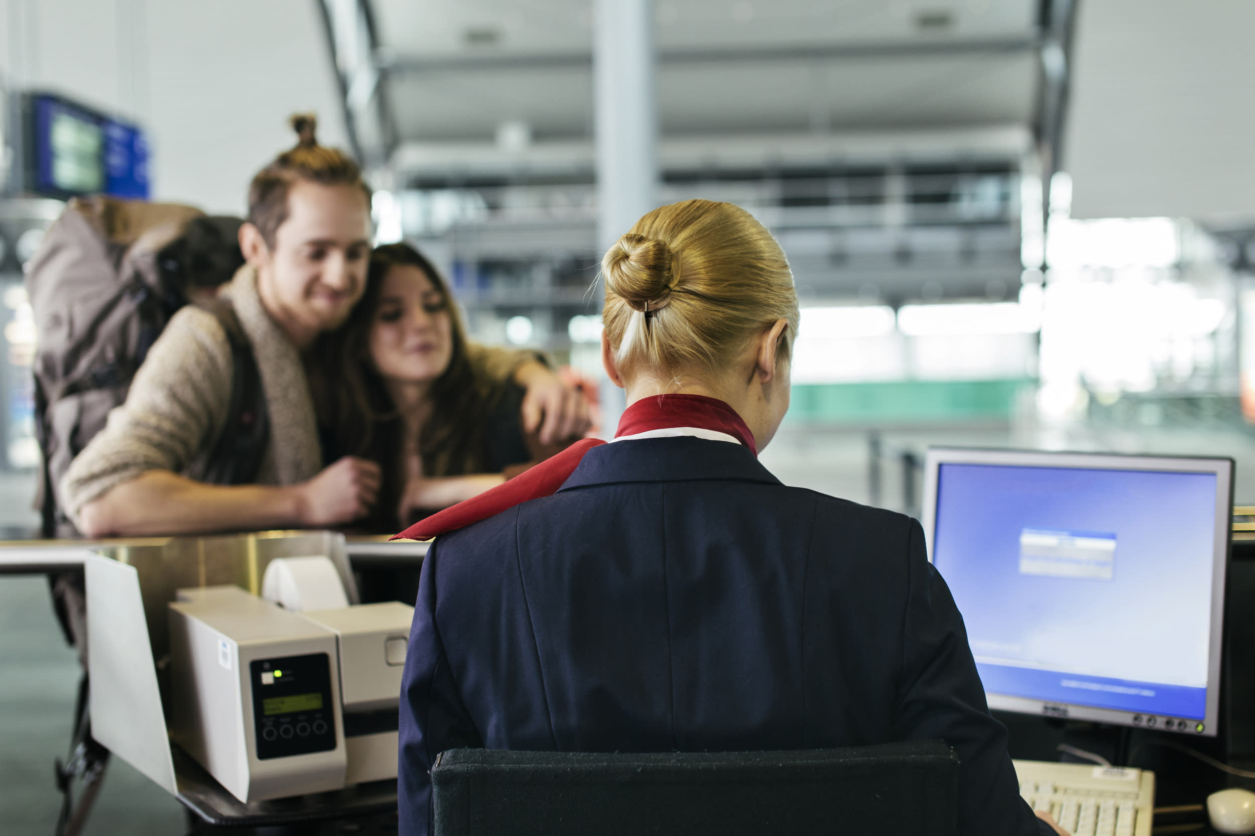 """<p>Forgot to check in online? If you're flying with <a href=""""http://www.ryanair.com/gb/en/useful-info/help-centre/fees"""" target=""""_blank"""">Ryanair</a> it will cost you to check in at the airport unless you're a Business Plus passenger. The no-frills carrier has a £45 airport check-in fee, meaning you could end up forking out the amount you spent on your cheap flight if you don't remember to check in before reaching the airport. And if you think that's ridiculous, the fee was £70 before Ryanair reduced it in a bid to improve its image. Travellers flying with <a href=""""http://wizzair.com/en-gb/information-and-services/prices-discounts/all-services-fees#/"""" target=""""_blank"""">Wizzair</a> are also charged a check-in fee of £26.50 at the airport, while <a href=""""http://www.jet2.com/faqs/check-in-mobile/#gsc.tab=0"""" target=""""_blank"""">Jet2.com</a> passengers pay £17.50.</p>"""